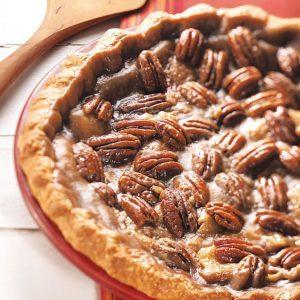Apple Praline Pie
