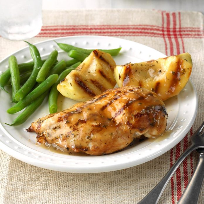Apple Thyme Chicken