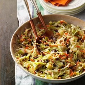 Apple Walnut Slaw