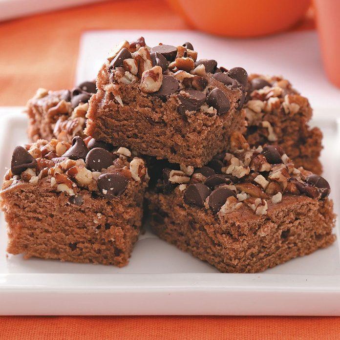 Applesauce Brownies