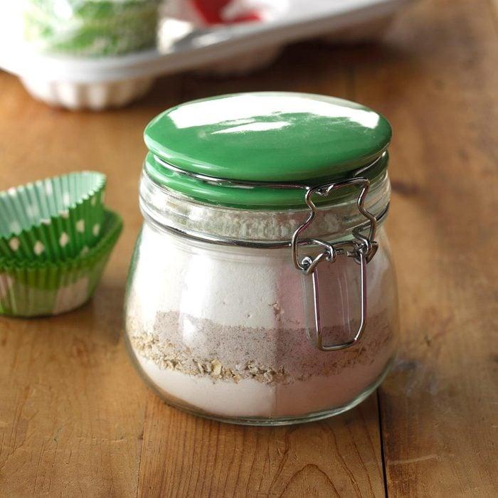 Applesauce Muffin Mix