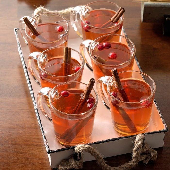 Apricot-Apple Cider