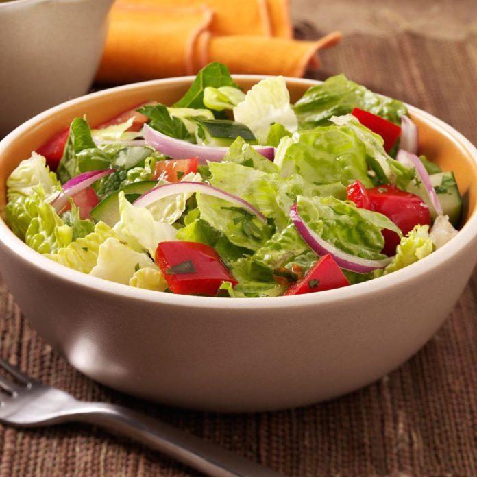Armenian Garden Salad