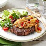 Artichoke Beef Steaks