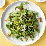 Arugula Salad with Shaved Parmesan