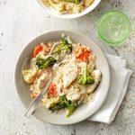 Asian Chicken Dinner
