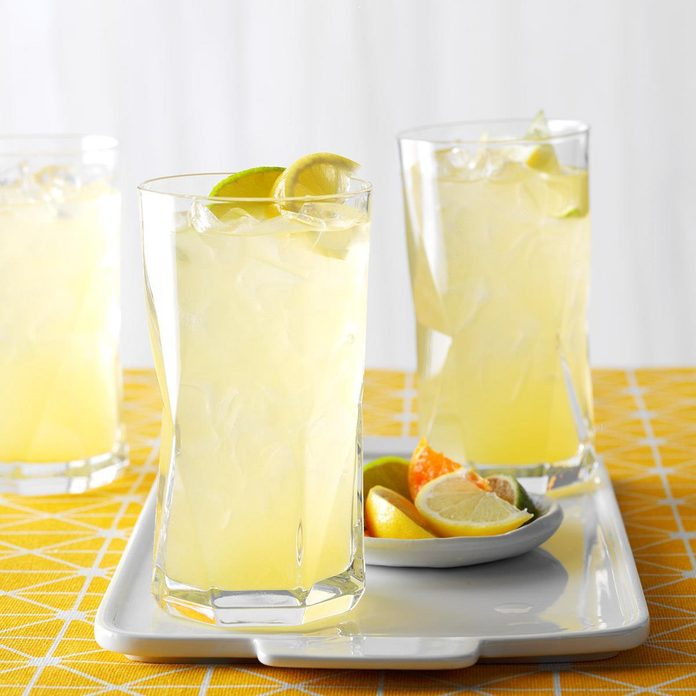 Aunt Frances' Lemonade
