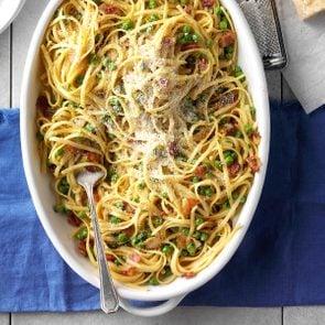 Authentic Pasta Carbonara