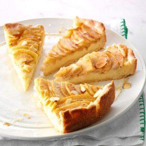 Autumn Apple Torte