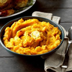 Autumn Harvest Mashed Potatoes