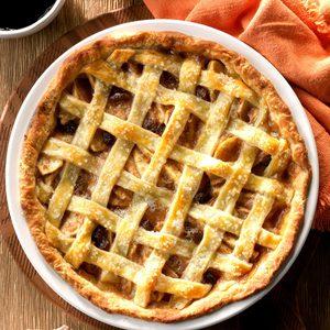 Autumn Surprise Pie
