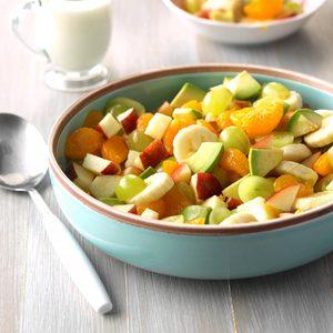 Avocado Fruit Salad