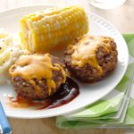 BBQ Meat Loaf Minis