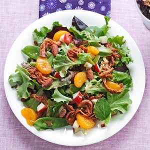 BBQ Pork Salad