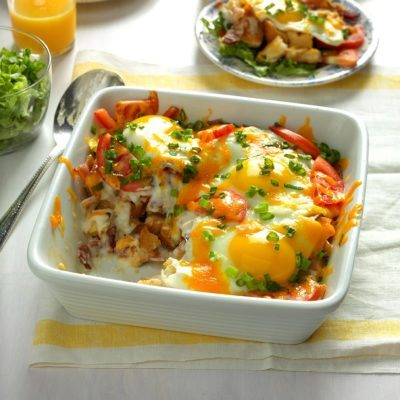 62 Egg Dishes for Spring