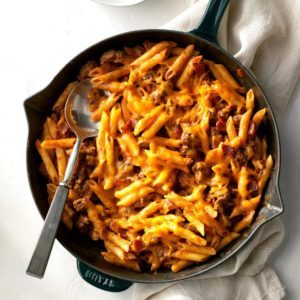 30 Ground Beef Skillet Recipes