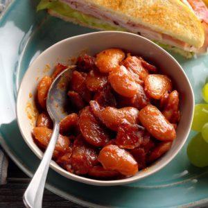 Bacon Lima Beans