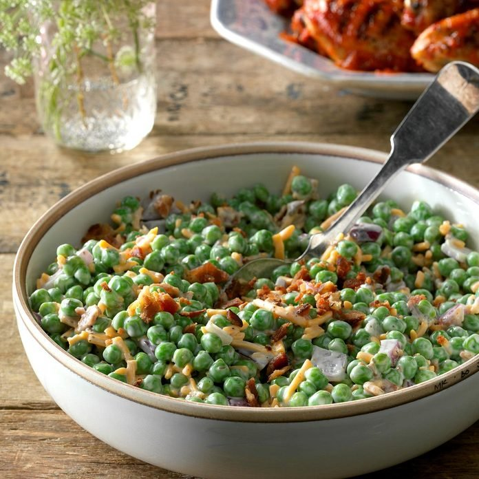 Bacon Pea Salad Exps Thjj17 166658 D02 02 5b 4