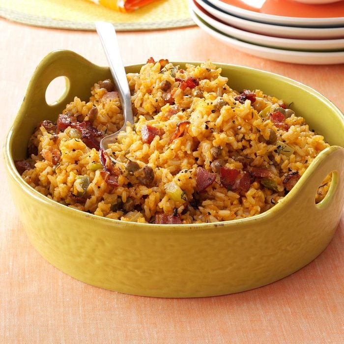 Bahamian Peas & Rice