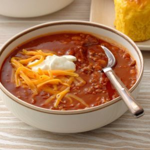 Baked Bean Chili