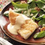 Baked Fish with Cheese Sauce for Two
