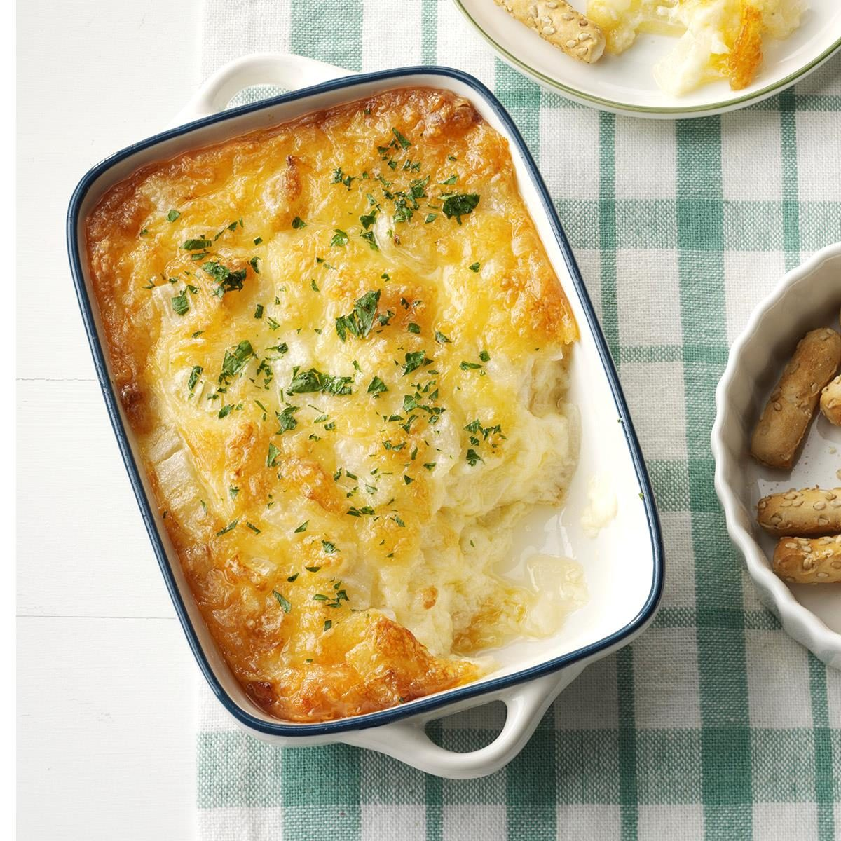 Baked Onion Dip
