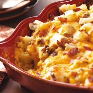 Baked Potato Casserole