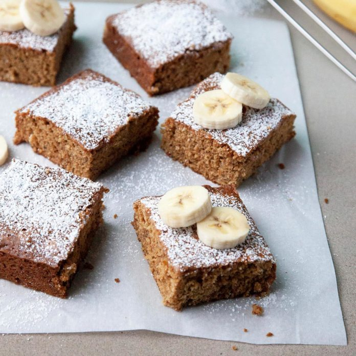 Banana Bread Snack Cakes
