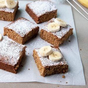 Banana Bread Snack Cakes