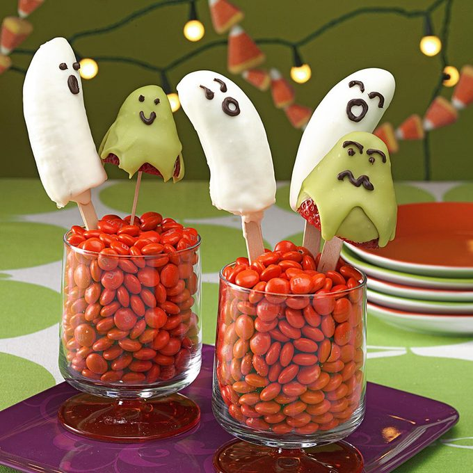 Banana Ghosts and Berry Ghouls