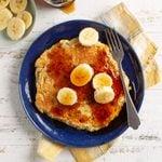 Banana Pancake for One