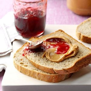 Banana Wheat Bread