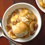 Bananas Foster Sundaes