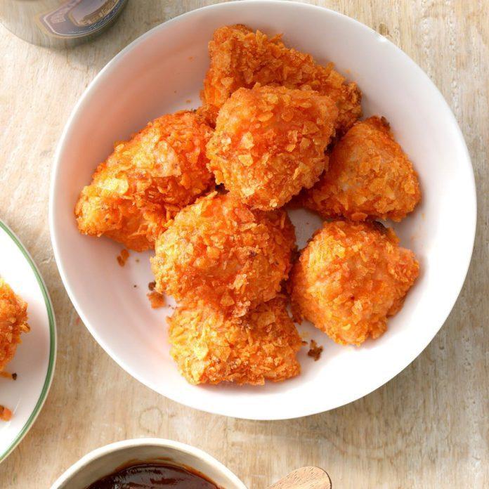 Barbecue Chicken Bits