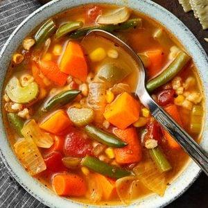 Barley Vegetable Soup