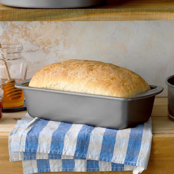 New York: Basic Homemade Bread