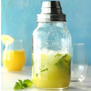 Basil Citrus Cocktail