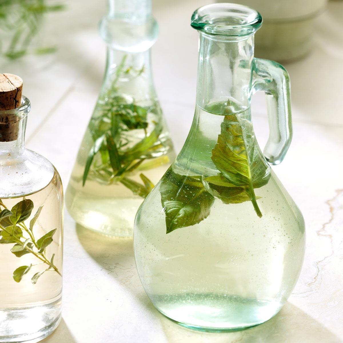 Basil Vinegar