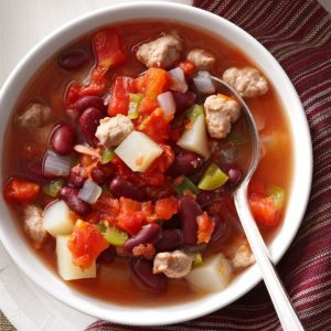 Bean Soup with Sausage