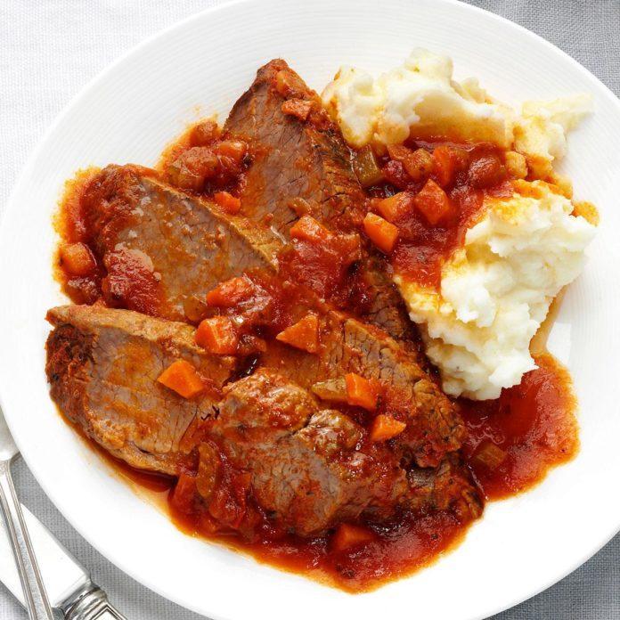 Beef Brisket Marinara