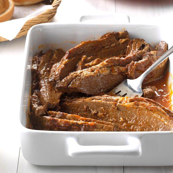 Beef Brisket on Buns