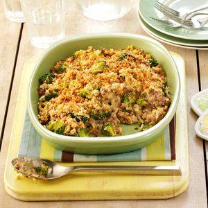 Beef Broccoli Supper