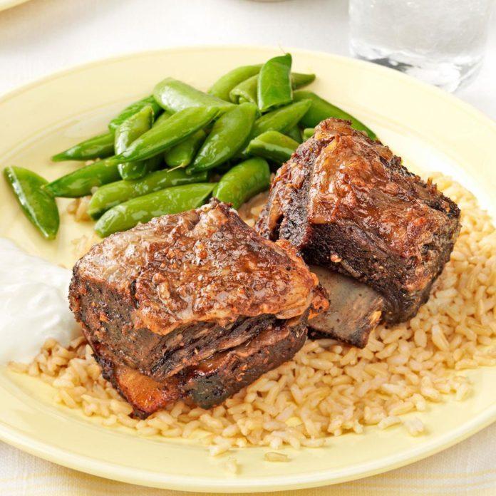 Beef Short Ribs Vindaloo