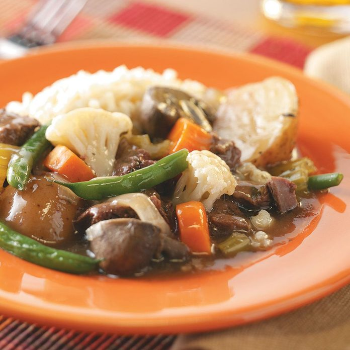 Beef and Lamb Stew
