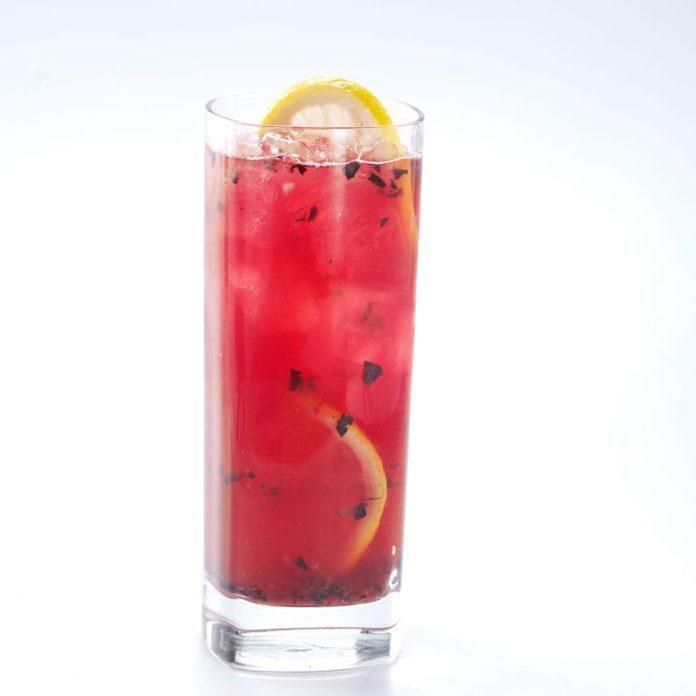Inspired by: Starbucks' Very Berry Hibiscus Lemonade