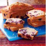 Berry Mini Breads