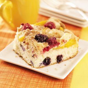 Berry Nectarine Buckle