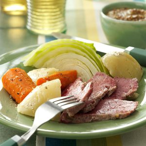 Best Corned Beef 'n' Cabbage