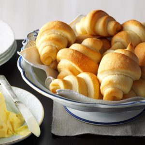 Best-Ever Crescent Rolls