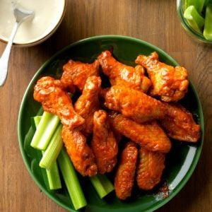 Best Ever Fried Chicken Wings